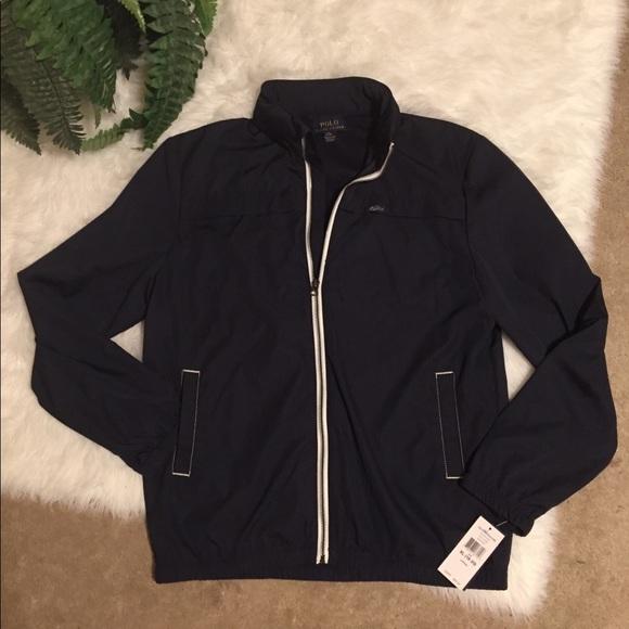 961b8823 Polo Ralph Lauren jacket NWT